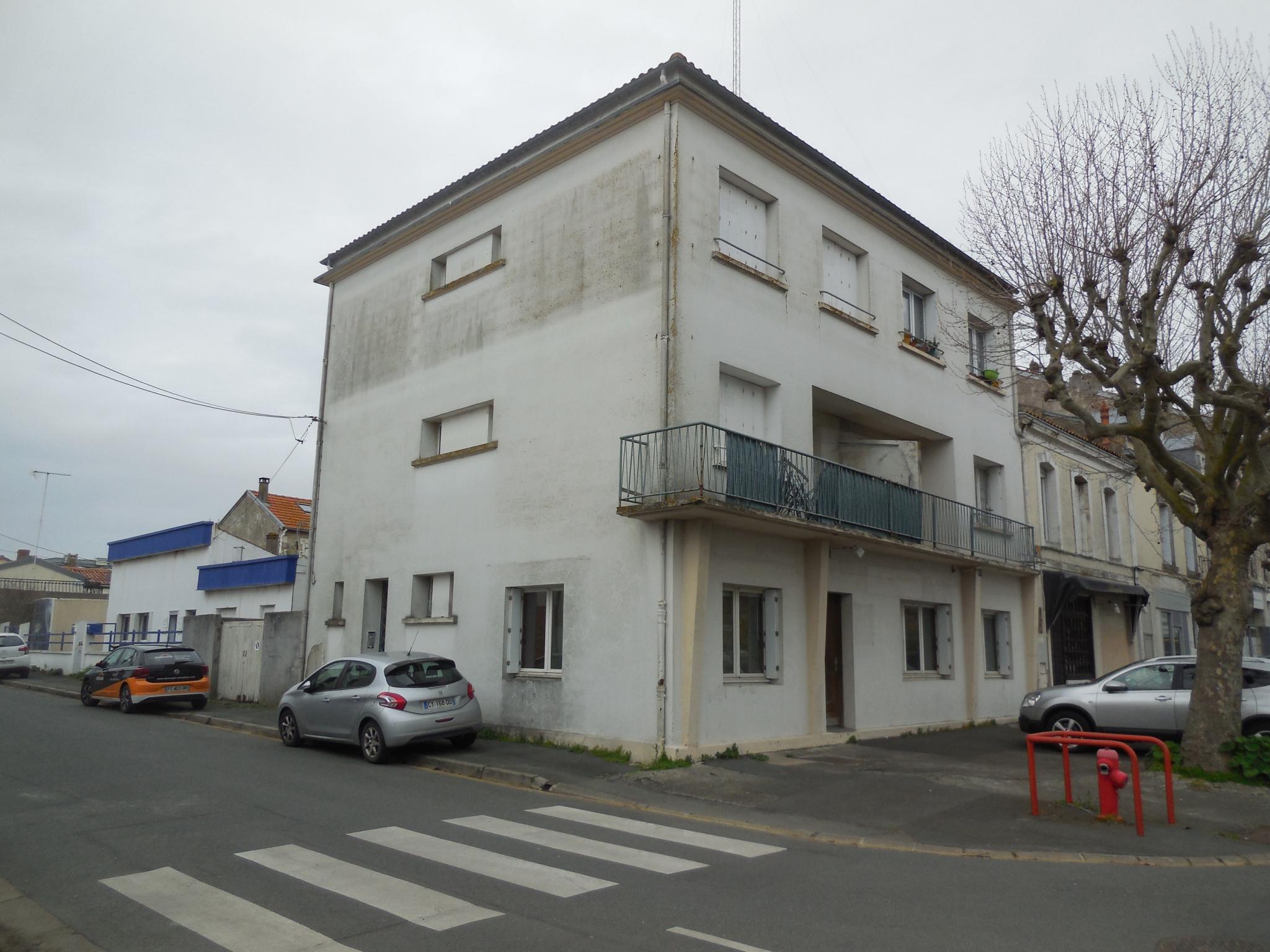appartement la rochelle LA ROCHELLE - APPARTEMENT TYPE 2 - QUARTIER LA PALLICE