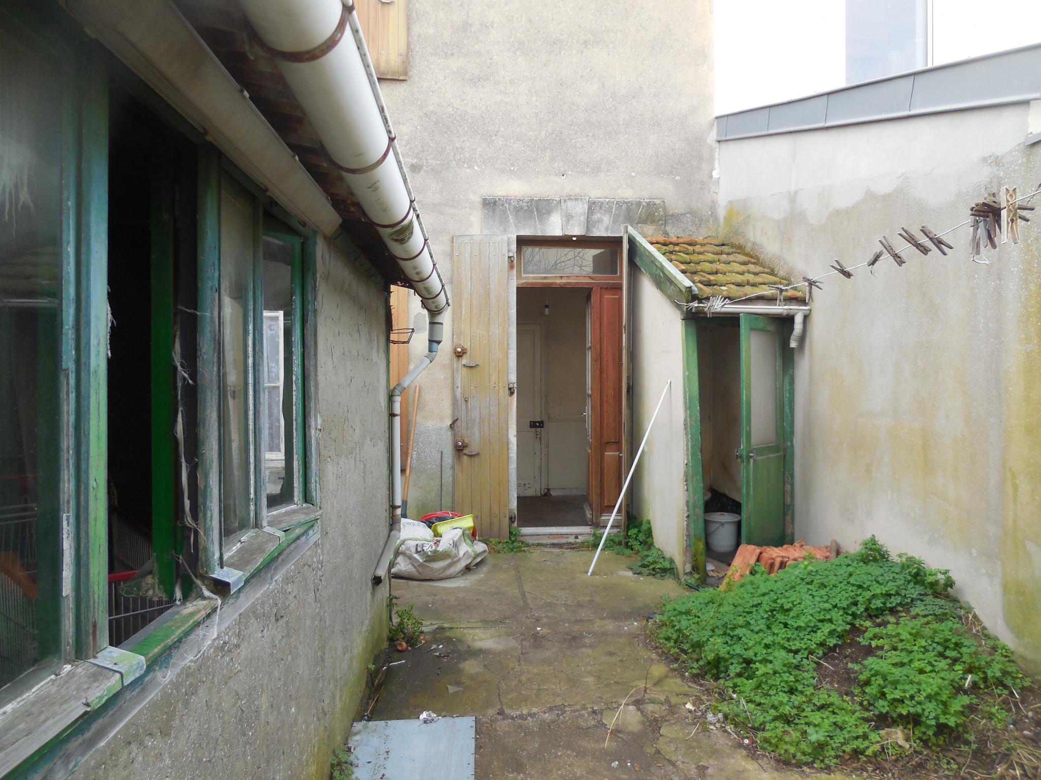 maison/villa la rochelle LA ROCHELLE - MAISON TYPE 3 - QUARTIER LA PALLICE