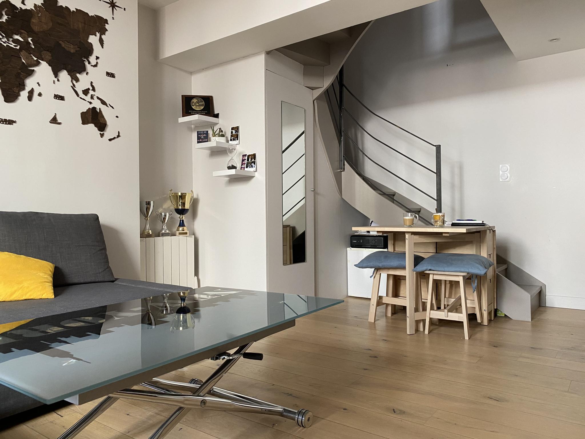 appartement la rochelle EXCEPTIONNEL - TYPE 2 - CENTRE HISTORIQUE