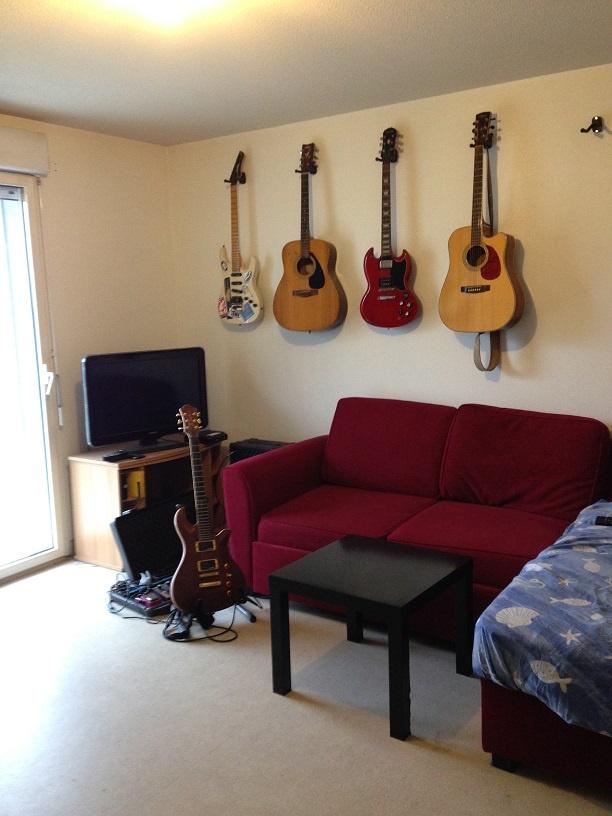 appartement la rochelle T2 TASDON, Proche universités