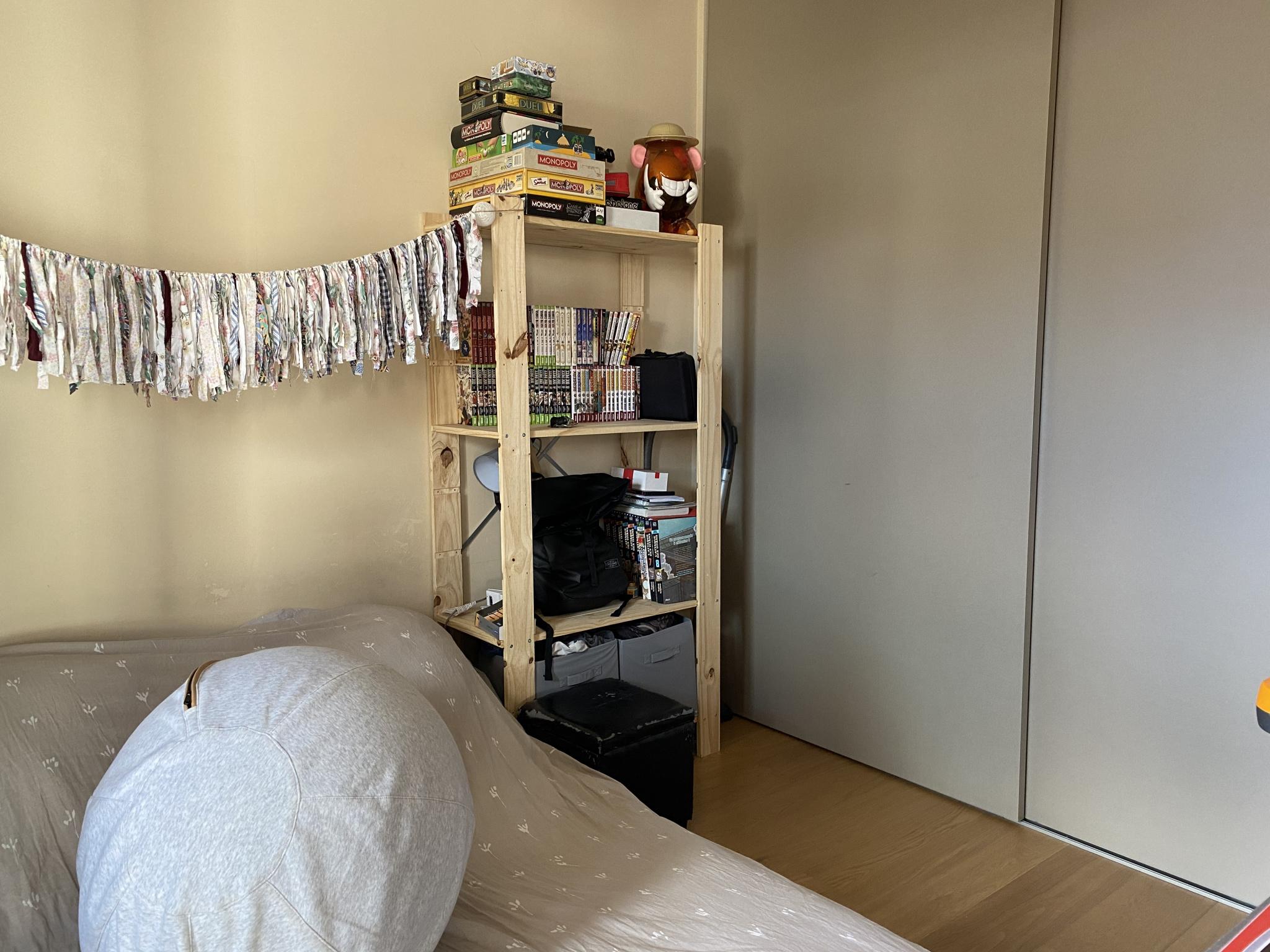 appartement la rochelle LA ROCHELLE - QUARTIER LA GENETTE.