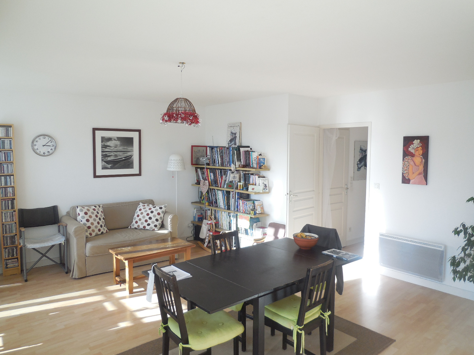 appartement la rochelle LA ROCHELLE - IDEAL INVESTISSEUR - APPARTEMENT DE TYPE 3