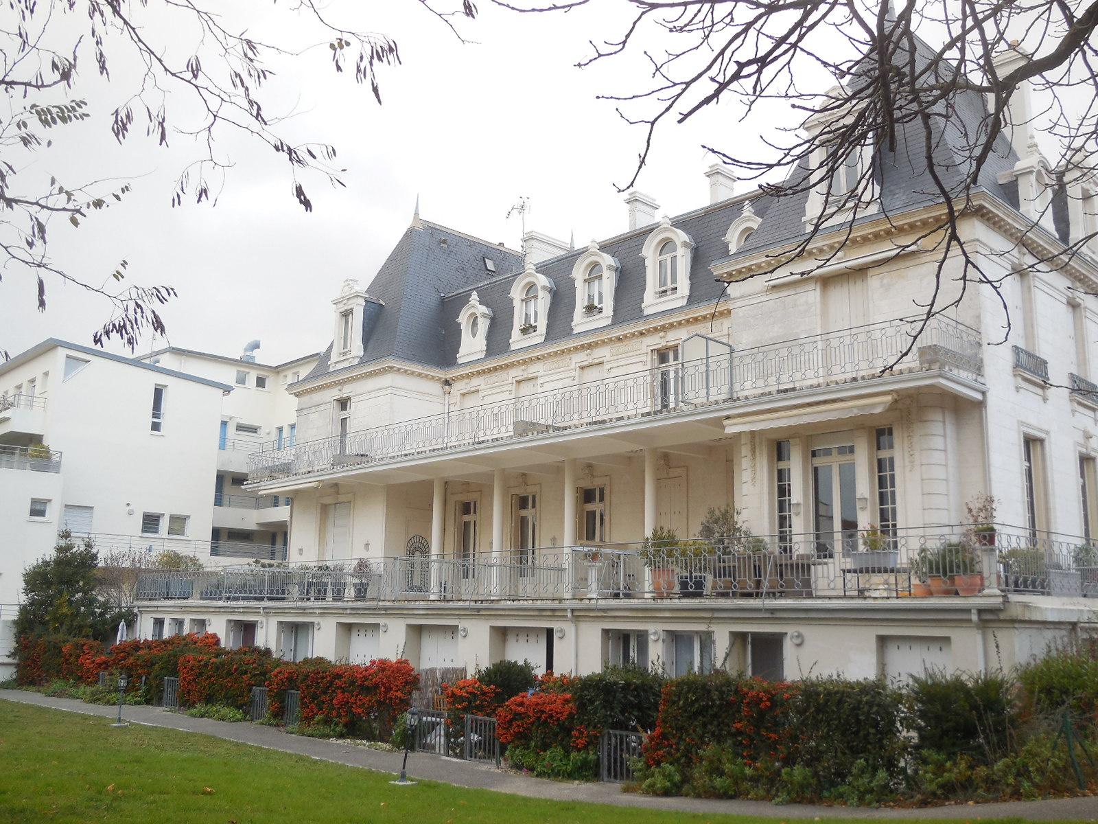 appartement la rochelle LA ROCHELLE - QUARTIER HAUT DE LA GENETTE
