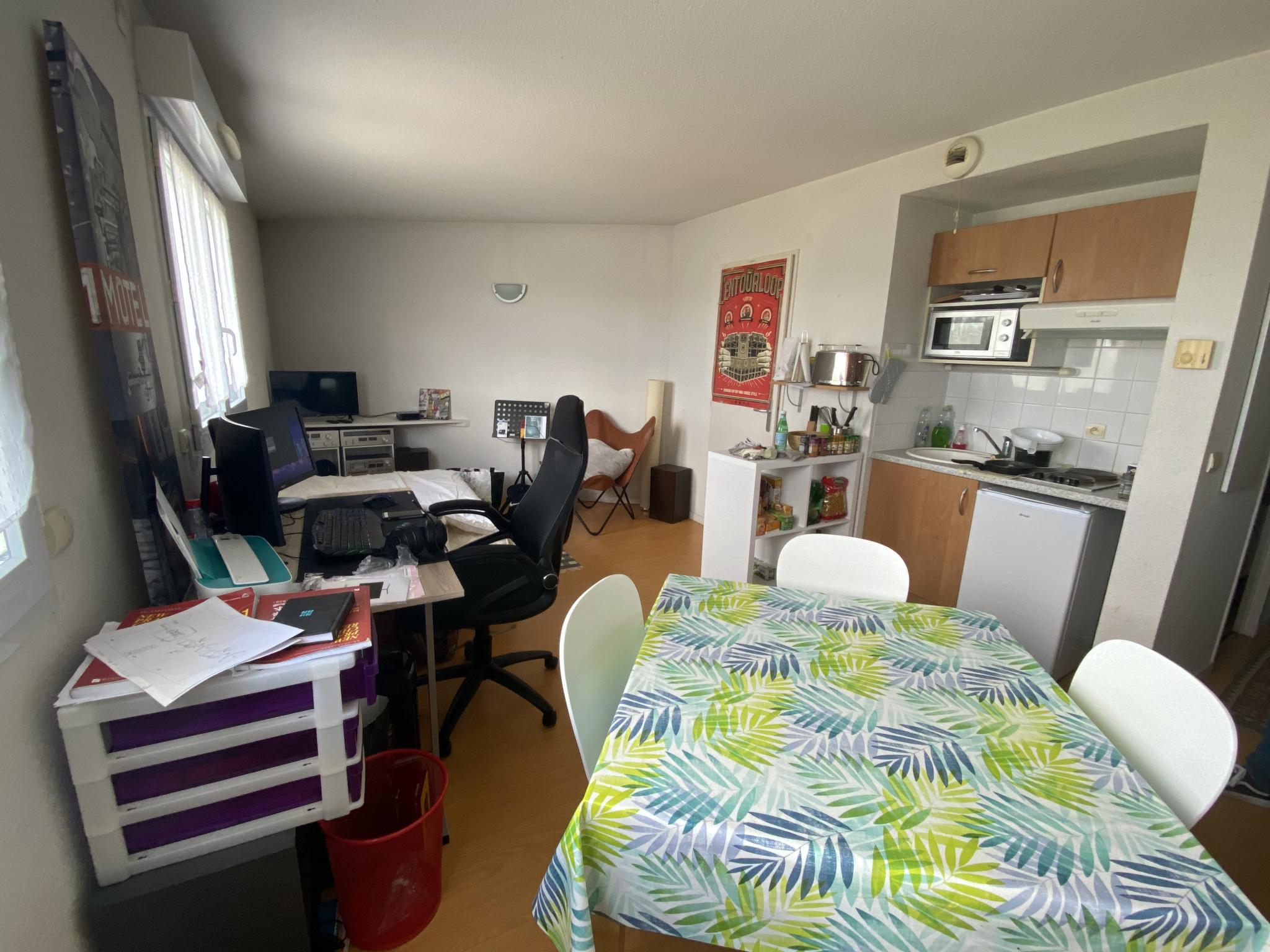 appartement la rochelle STUDIO LES MINIMES