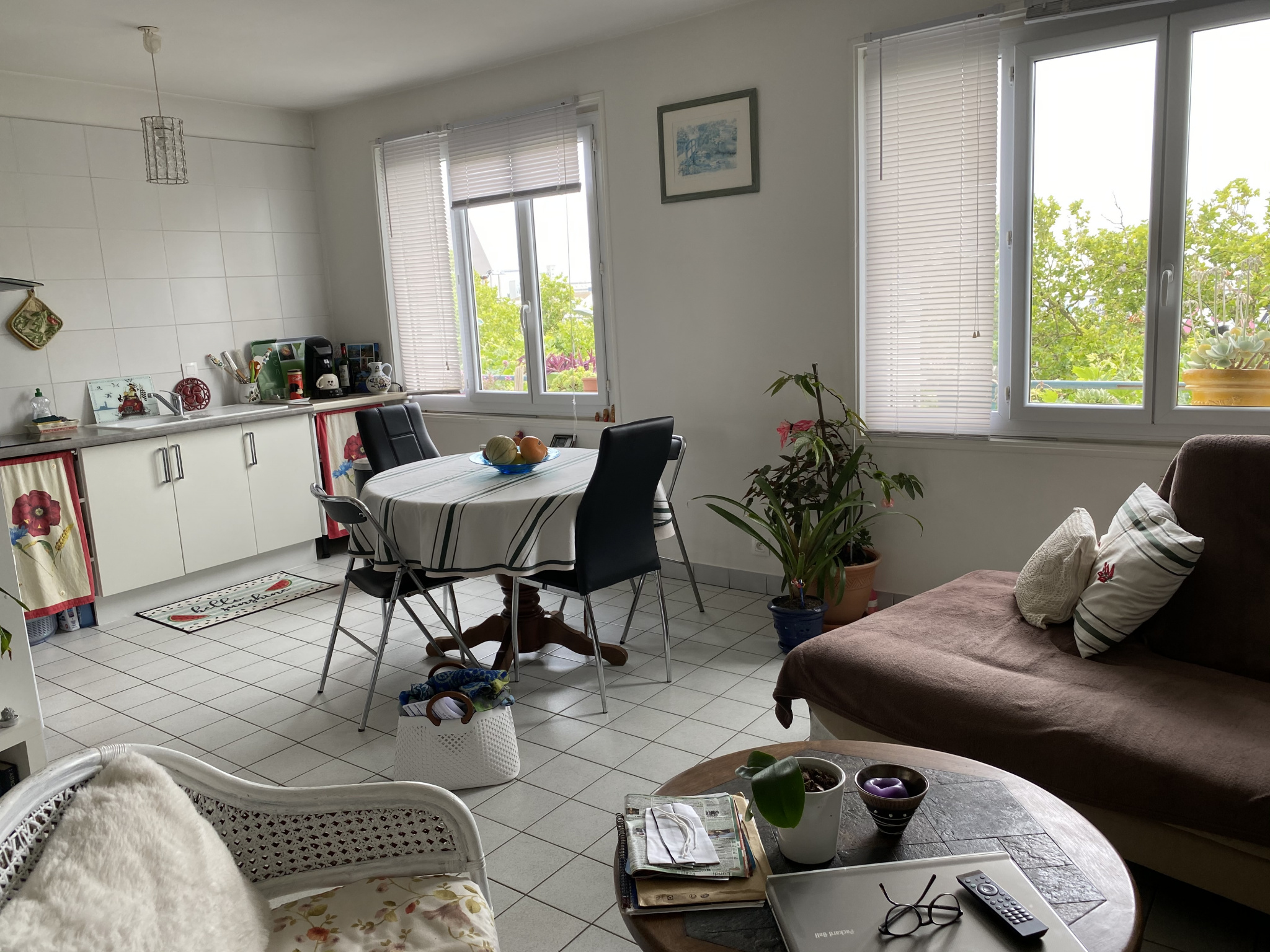 appartement la rochelle LA ROCHELLE - APPARTEMENT DE TYPE 3 - QUARTIER LA PALLICE